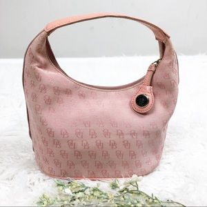 Women's Dooney & Bourke Small Logo Bucket Bag